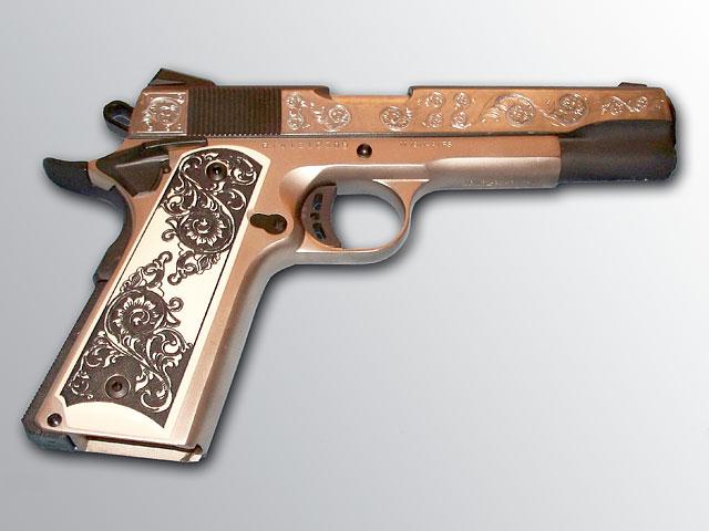 Graviranje oružja