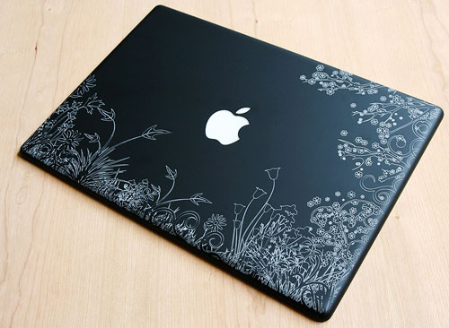 Graviranje na laptopu